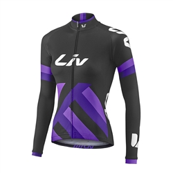 Image: LIV LIV RACE DAY LONG SLEEVE JERSEY