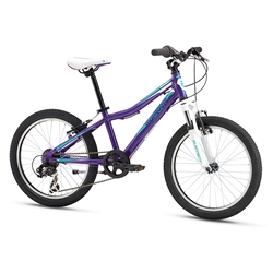 Image: MONGOOSE  ROCKADILE 2017 20 INCH GIRLS PURPLE