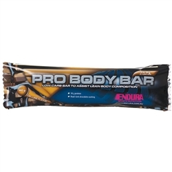 Image: ENDURA NUTRITION PRO BODY BAR DELUXE FUDGE