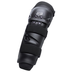 Image: FOX HEAD LAUNCH SPORT KNEE / SHIN PADS BLACK ONE SIZE