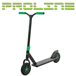 Image: PROLINE DIRT SCOOTER BLACK / GREEN