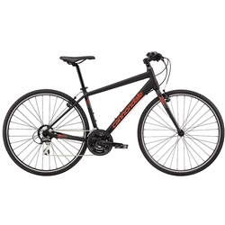 Image: CANNONDALE QUICK 8 2018 BBQ / BLACK / RED SMALL