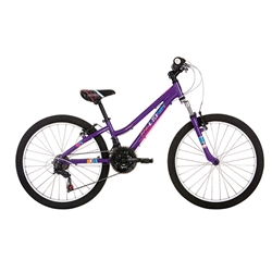 Image: RALEIGH FREEDOM 24 INCH GIRLS 2019 PURPLE