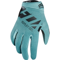 Image: FOX HEAD RIPLEY GEL LADIES GLOVES PINE MEDIUM