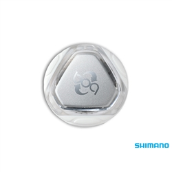 Image: SHIMANO BOA L6 REPAIR KIT 1 DIAL LEFT WHITE