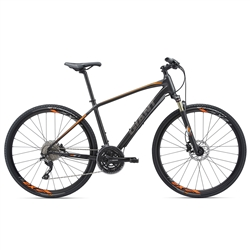 Image: GIANT ROAM 0 2018 ANTHRACITE SMALL