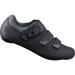 Image: SHIMANO RP3 SH-RP301 ROAD SHOES BLACK 44