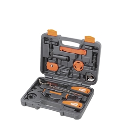 Image: SUPER B 21 PIECE CLASSIC TOOL SET WITH CASE