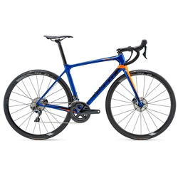Image: GIANT TCR ADVANCED PRO 1 DISC 2018