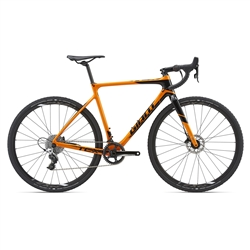Image: GIANT TCX ADVANCED PRO 2 2018 ORANGE LARGE