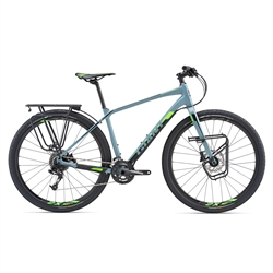 Image: GIANT TOUGHROAD SLR 1 2018 GREY MEDIUM