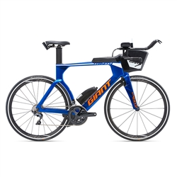 Image: GIANT TRINITY ADVANCED PRO 2 2018 ELECTRIC BLUE MEDIUM