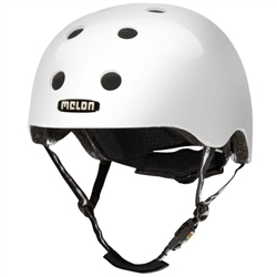 Image: MELON  BRIGHTEST HELMET WHITE XL-XXL
