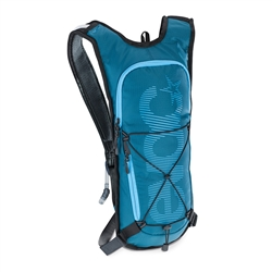 Image: EVOC CROSS COUNTRY 3L WITH 2L BLADDER BLUE / GREEN