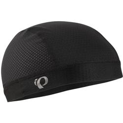 Image: PEARL IZUMI SKULL CAP IN-R-COOL UPF 50+ BLACK UNIVERSAL