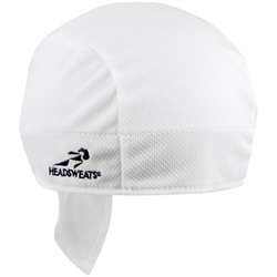 Image: HEADSWEATS SHORTY SUPER DUTY SKULL CAP WHITE