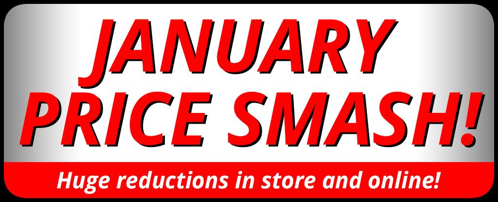 January Price Smash