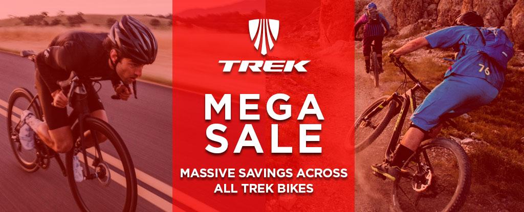 Trek Mega Sale