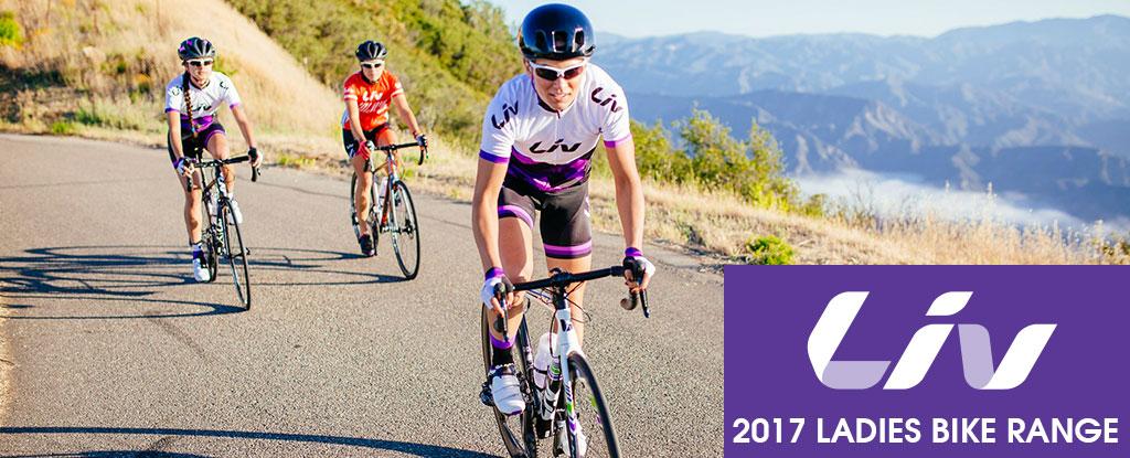 Liv Bikes 2017