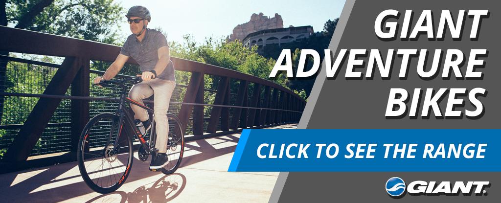 Giant Adventure Bikes