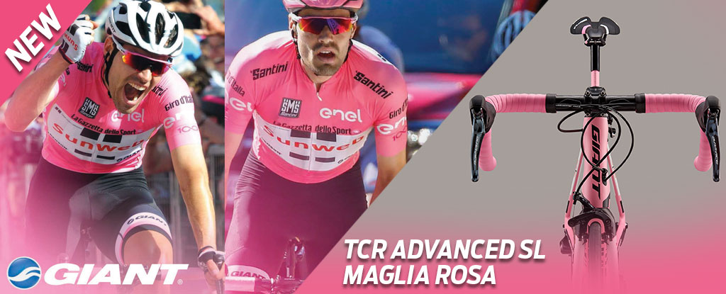 Maglia Rosa TCR