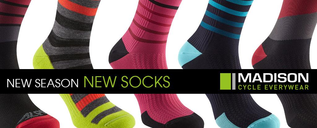 Madison Socks